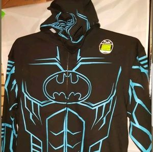 Other - BATMAN HOODIE JACKET with Cape